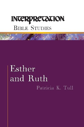 Esther And Ruth (Interpretation Bible Studies) front-545822