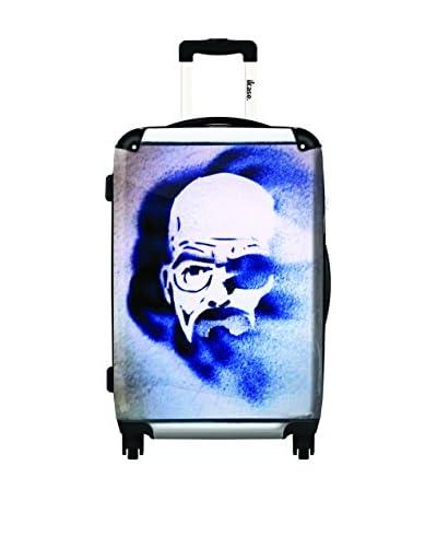 Ikase 24 Mr. White Rolling Luggage, Multi