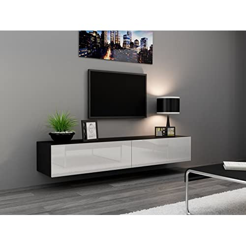 Floating tv stand - Muebles room vigo ...