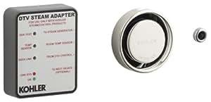 KOHLER K-1737-K1-SN Steam Adapter Kit