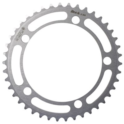 Origin8 Beck-130 Chainring 46T Silver