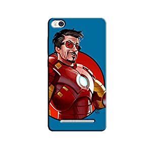 ROBERT DOWNEY BACK COVER FOR XIAOMI MI4I
