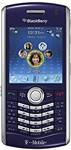 BlackBerry Pearl 8120 Phone, Indigo (T-Mobile)