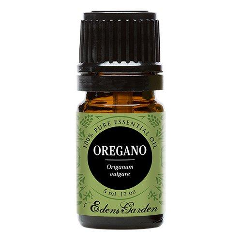 Oregano 100% Pure Therapeutic Grade Essential Oil by Edens Garden- 5 ml