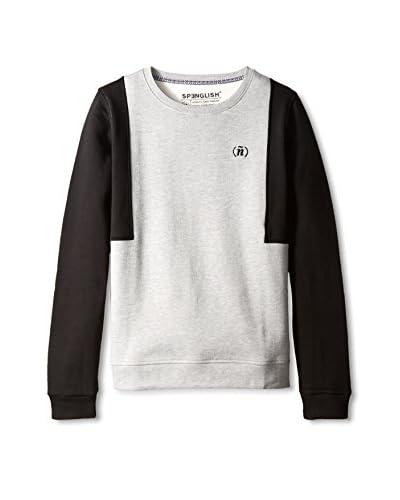 Spenglish Men's Colorblock Pullover