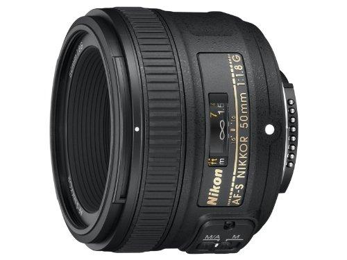 Nikon AF-S NIKKOR 50 mm 1:1,8G Objektiv
