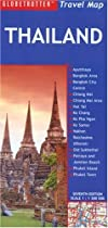 Thailand Travel Map (Globetrotter Travel Map)