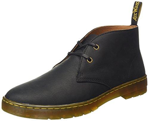 Dr. Martens - Cabrillo Wyoming Black, Desert Boots Sfoderati da uomo, Nero (Black (nero)), 41