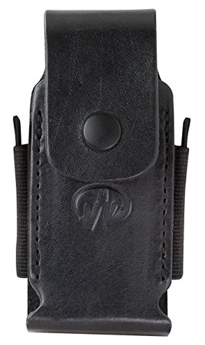 Leatherman Premium Leather Nylon Sheath I back-975384