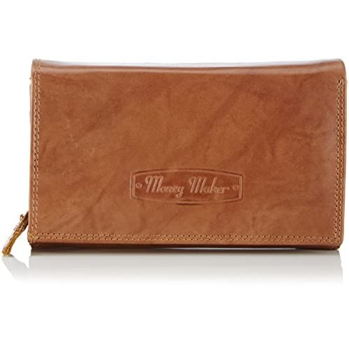 Women's Leather Purse in Horizontal Format (Available in Various Colours)