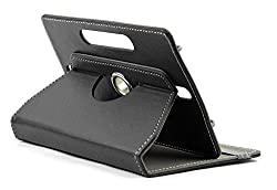 JM Universal Adjustable Leather Stand Case Cover for Android Tablet 7 inch
