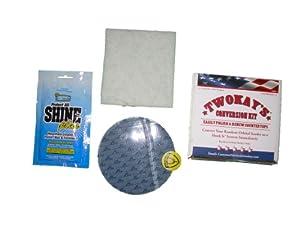 Countertop Repair Kit : Conversion Kit for Solid Surface Acrylic Countertop Restoration ...