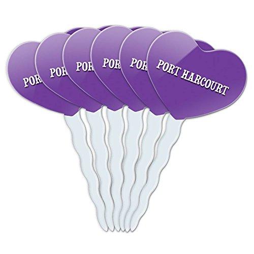 purple-heart-love-set-of-6-cupcake-picks-toppers-decoration-places-no-ri-port-harcourt