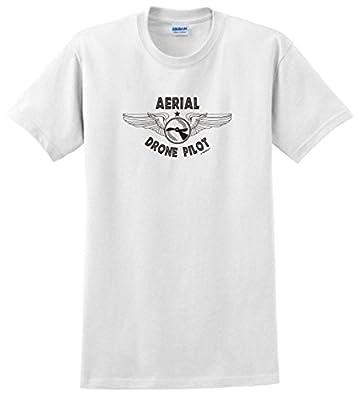 Aerial Drone Pilot Quadcopter T-Shirt