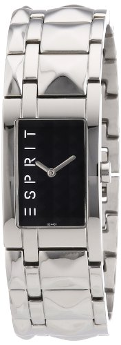 Esprit Ladies Watch Pure Black Glam Rock Houston A.es102442003 - Amazon UK