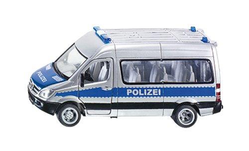 Siku 2313 - Polizei Mannschaftswagen