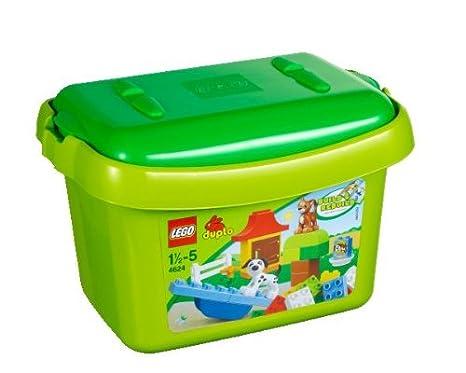 LEGO DUPLO Briques - 4624 - Jouet d'Eveil - Boîte de Briques
