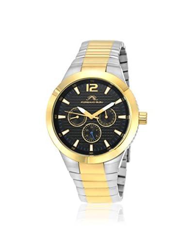 Porsamo Bleu Men's 531DLUS Luca Two-Tone Stainless Steel Watch