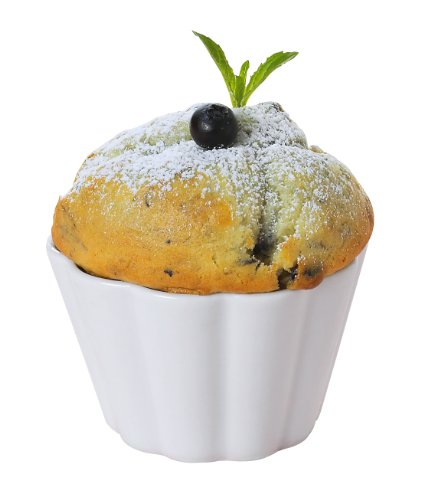 Moldes Cupcakes Patisserie Pillivuyt, 8 cm, 6 pcs