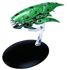 Star Trek Starships Collection 39 - ROMULAN DRONE (NO MAGAZINE)