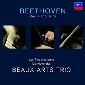 Beethoven: Piano Trio No.6 in E flat, Op.70 No.2 - 2. Allegretto