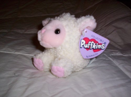 "Puffkins Lamb ""Priscilla"" Plush"