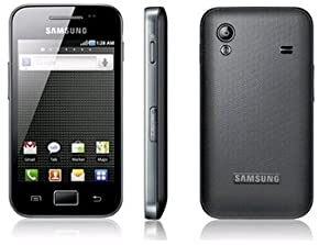 Samsung Galaxy Ace Android Nero