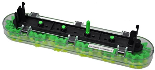 Hoover Steam Cleaner Scrub Brush Block Assembly, 6 Rotating Scrub Brushes, Hoover Part Number 48437030 (Hoover F7412900 Parts compare prices)