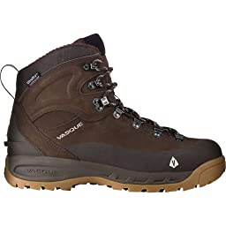 Vasque Men\'s Snowblime Hiking Boot,Turkish Coffee/Bone White,9.5 M US
