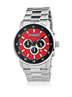 Lambretta Reloj con movimiento Miyota Man 2152RED 46 mm