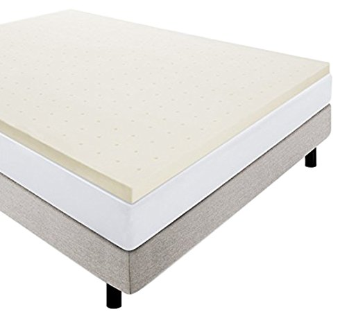 The Lucid Linenspa is one of the best memory foam mattress toppers out on the market at the moment.