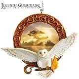 Soren Spreads His Wings Legend of the Guardians 2010 Hallmark Ornament