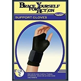 Carpal Tunnel Support Gloves
