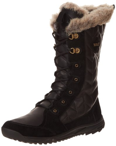 Teva Womens Lenawee Leather Wp Boots