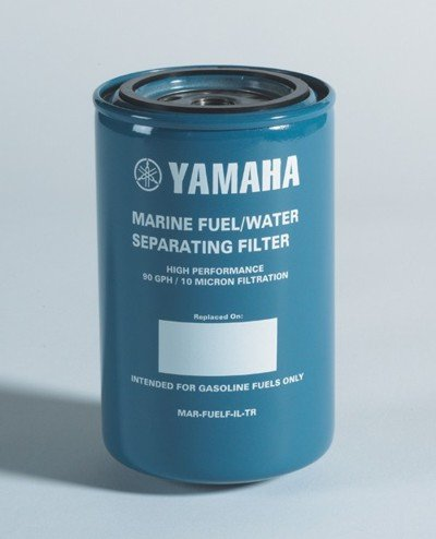 Yamaha MAR-FUELF-IL-TR FUEL/WATER FILTER -; MARFUELFILTR