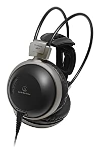 audio-technica Dynamic Closed type with built-in Amplifier USB Headphones ATH-D900USB
