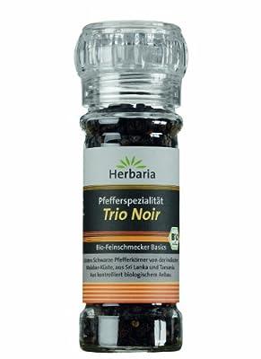 "Herbaria ""Trio Noir"" Pfeffer"