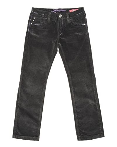 Datch Dudes Pantalone Velluto [Nero]