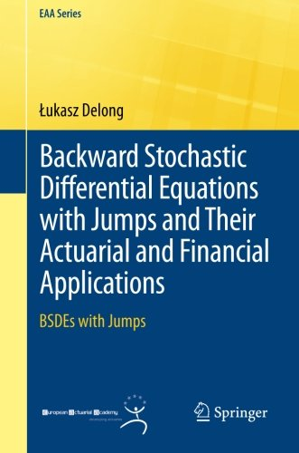 Backward Stochastic Differential Equations with Jumps and Their Actuarial and Financial Applications: BSDEs with Jumps (