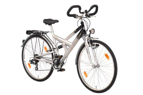 texo damen fahrrad 622 mm trekking fully 21 gang shimano. Black Bedroom Furniture Sets. Home Design Ideas