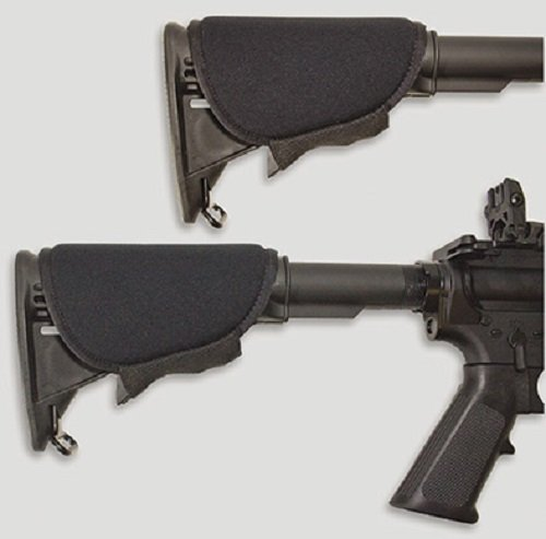 For Sale! DeSantis Butt Stock Cheek Pad Fits Most AR-15 & Shotgun Butt Stocks