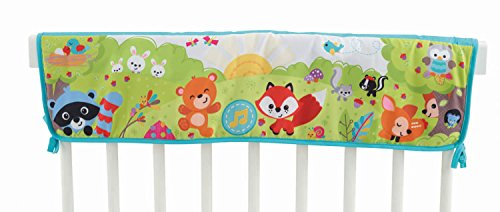 Fisher-Price Woodland Friends Twinkling Lights Crib Rail Soother (Fisher Price Music And Lights compare prices)
