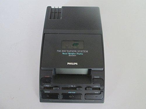 Philips 730 Mini Cassette Transcriber System
