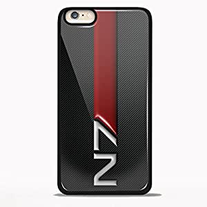new n7 mass effect design gno for samsung galaxy and iphone case iphone 6 6s black. Black Bedroom Furniture Sets. Home Design Ideas