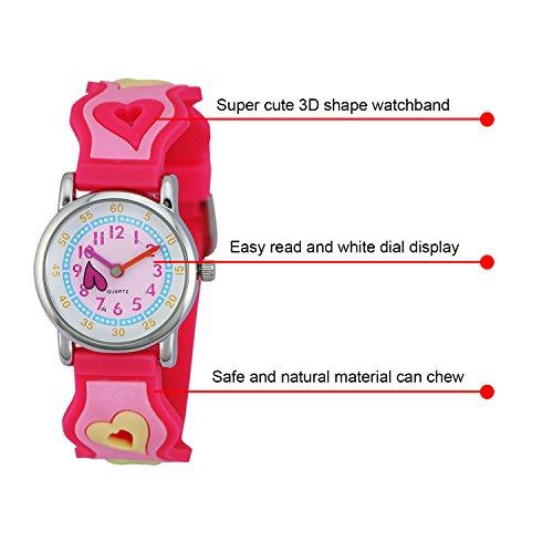 Zeiger New Cool Kids Young Girls Boys Teen Wrist Watch ...