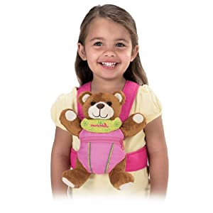 Munchkin Bear with Me Safety Harness and Handstrap, Colors Vary
