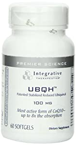 Integrative Therapeutics UBQH, 100mg, 60 Softgels