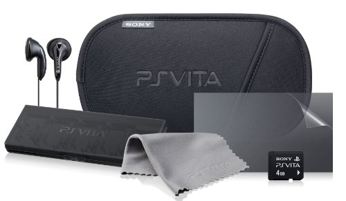 PlayStation Vita Starter Kit