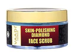 Vaadi Herbals Skin Polishing Diamond Face Scrub, 50g
