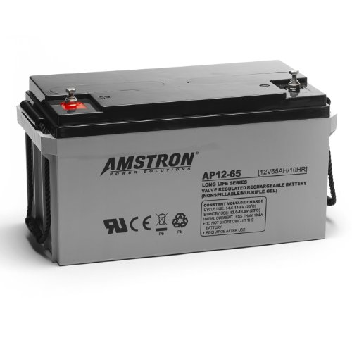 best reviews of amstron 12v 65ah sealed lead acid battery w r terminal t2370sb. Black Bedroom Furniture Sets. Home Design Ideas